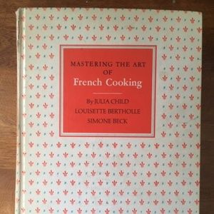 Accents - Mastering the Art of French Cooking Julia Child